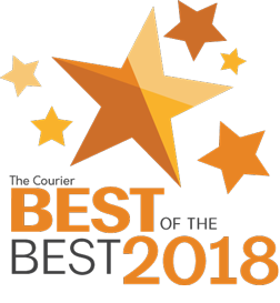 The Courier's Best of the Best 2018 Award