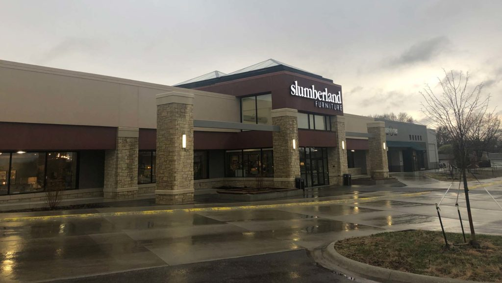 Slumberland Furniture in Cedar Falls, Iowa